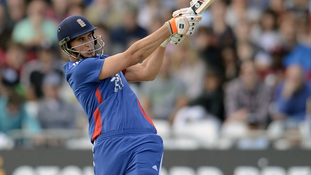 Hales leads England to win - Cricket