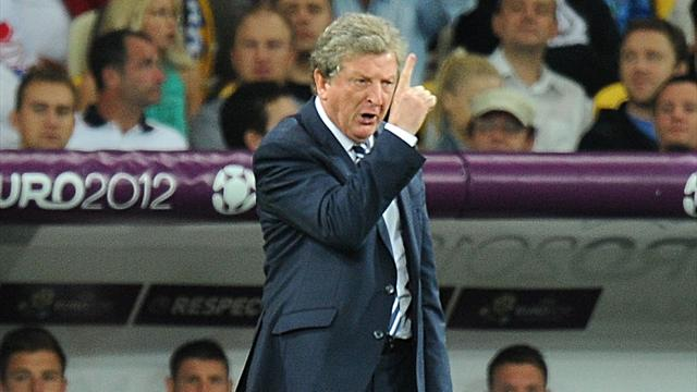 Hodgson defends penalty - Football - Euro 2012