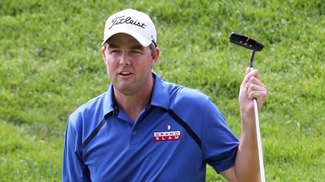 Australian Leishman clinches first US title