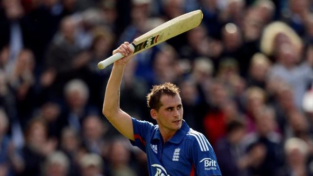 England match-winner Hales on a high