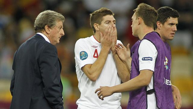 Gerrard committed to cause - Football - Euro 2012
