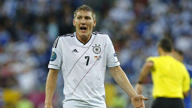 Germany upbeat  - Football - Euro 2012