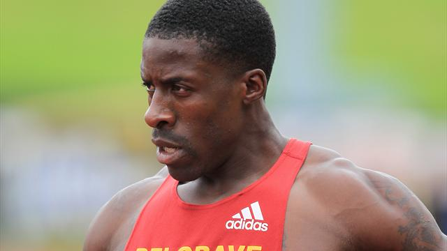 Chambers axed by Team GB - Athletics