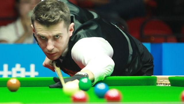 Selby stunned by Burnett in Australian Goldfields Open