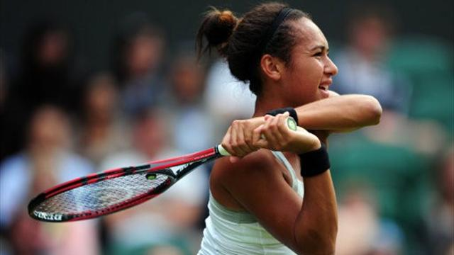 Watson makes second round - Tennis - Wimbledon