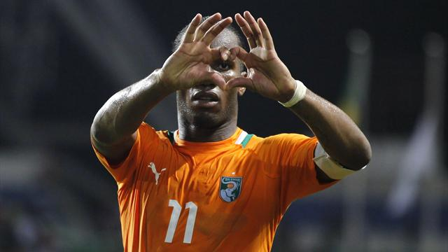 Drogba linked with Barca - Football - Liga