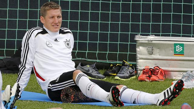 Schweini backed by Loew - Football - Euro 2012