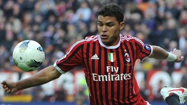 Thiago Silva joins PSG - Football - Ligue 1