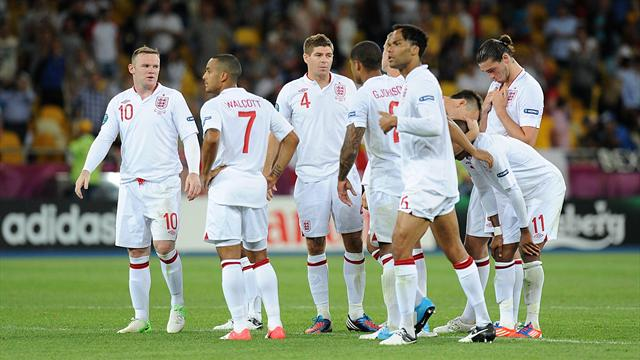 England record high, Brazil low on FIFA rankings