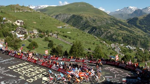 Tour de France contenders - Cycling - Tour de France