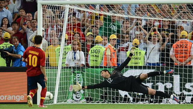 Fabregas proves decisive - Football - Euro 2012