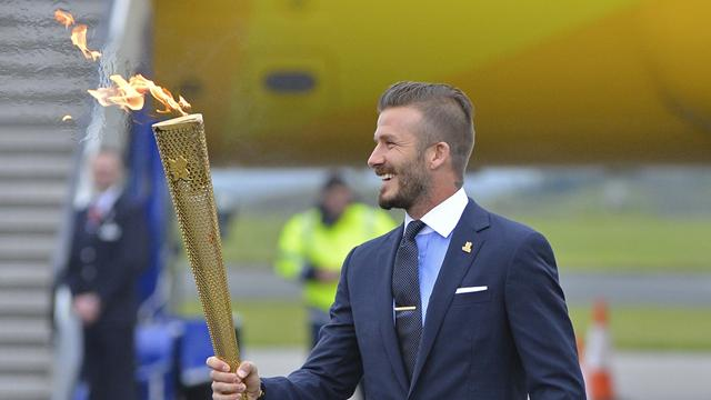 Beckham out of Olympics - Olympic Games - London 2012