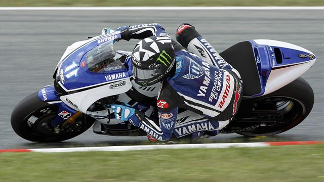 Spies shines in Assen practice