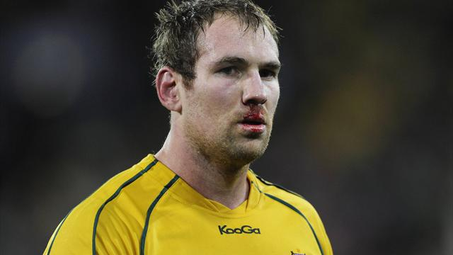 Former Wallabies skipper Elsom to play in Japan