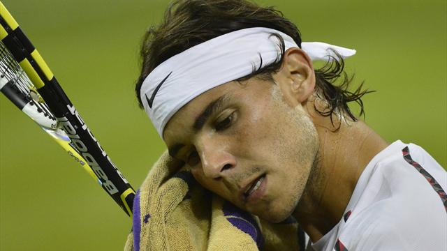 Injured Nadal pulls out of charity match