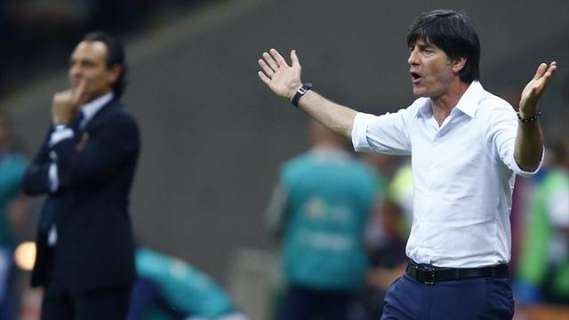 Loew rues carelessness - Football - Euro 2012