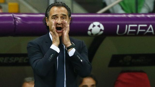 Prandelli: Just the start - Football - Euro 2012