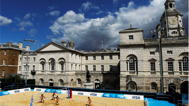 Horse Guards Parade - The Games Venue Guide