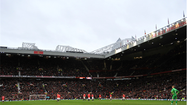 Old Trafford - The Games Venue Guide