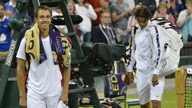 Who is Lukas Rosol? - Tennis - Wimbledon