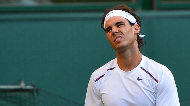 Nadal pulls out of Olympics
