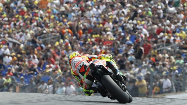 Sachsenring to keep MotoGP - Motorcycling