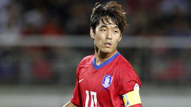 South Korea striker Park Chu-young (Reuters)