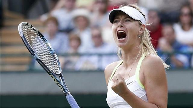 Sharapova to carry flag - Tennis - Wimbledon