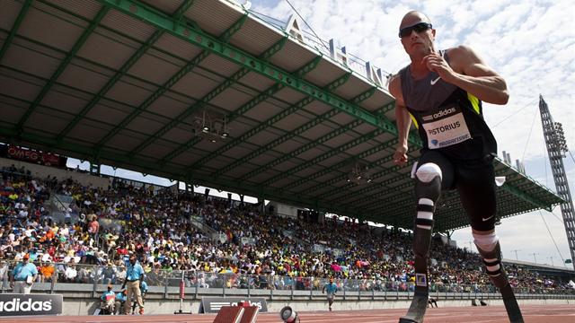 Pistorius to run at Olympics