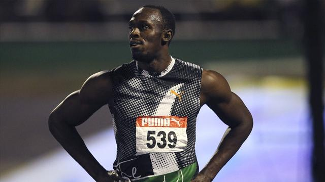 Bolt shocked by Blake  - Athletics