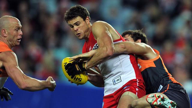 Swans smash GWS in Sydney's AFL derby