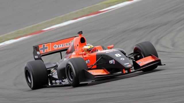 Bianchi wins in Germany - World Series Renault - Formula Renault 3.5