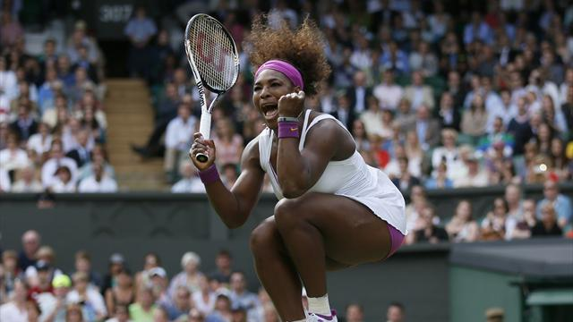 Serena fights back to win - Tennis - Wimbledon