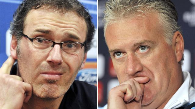 Blanc to leave France - Football - Euro 2012