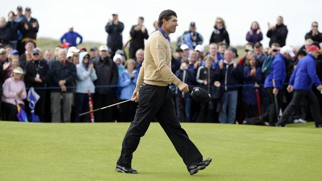 Harrington in the hunt - Golf - The Open