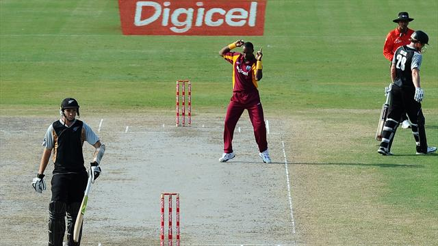 Windies power past NZ - Cricket