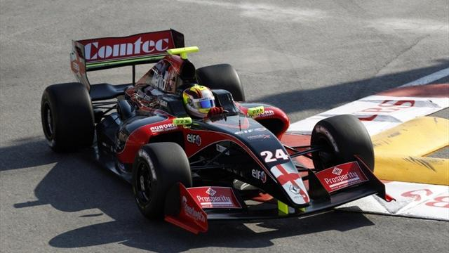 Yelloly wins race two - World Series Renault - Formula Renault 3.5