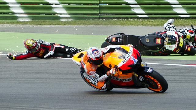 Bautista punishment - Motorcycling