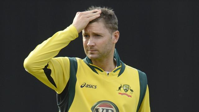 Clarke rallies Australia - Cricket