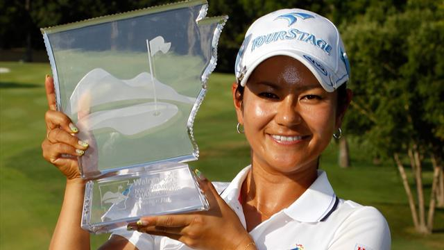 Ai Miyazato storms to win - Golf