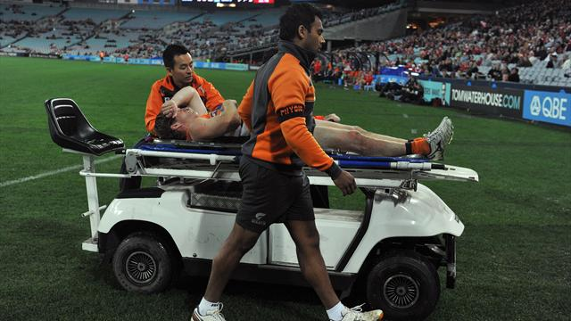 Positive news for GWS duo - Australian Football