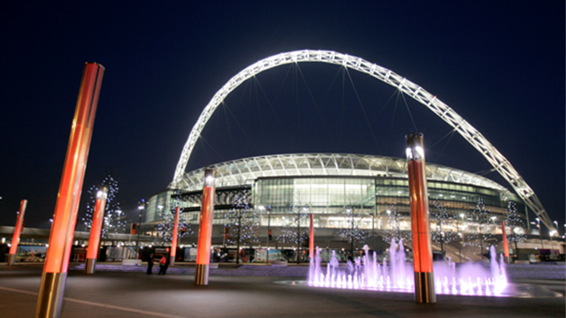 Wembley Stadium - The Games Venue Guide
