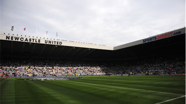 St James Park - The Games Venue Guide