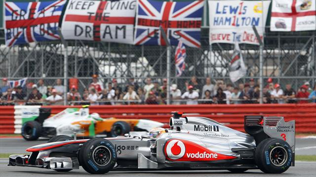 McLaren pins hopes on Germany update