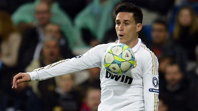 Callejon wants Madrid stay - Football - Liga