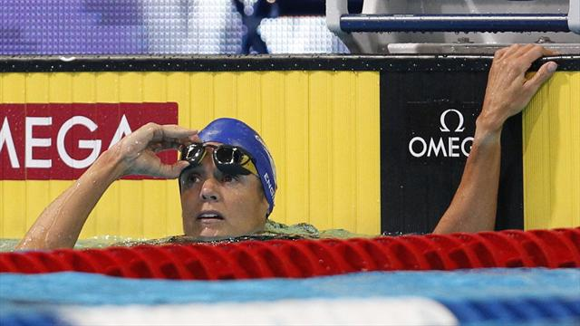Torres expects emotions - Swimming