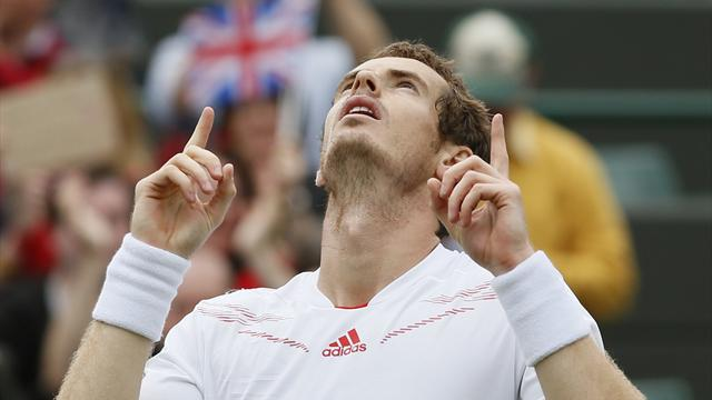 Murray crushes Cilic - Tennis - Wimbledon
