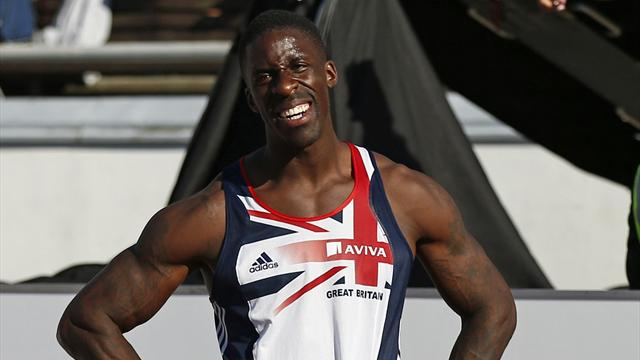 Chambers in GB squad - Athletics