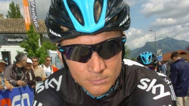 Sky's Siutsou first to drop out of Tour de France