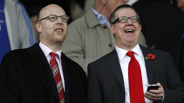 Glazers gain £75m in United flotation